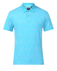 eec58049 Parx Blue Regular Fit T-Shirt