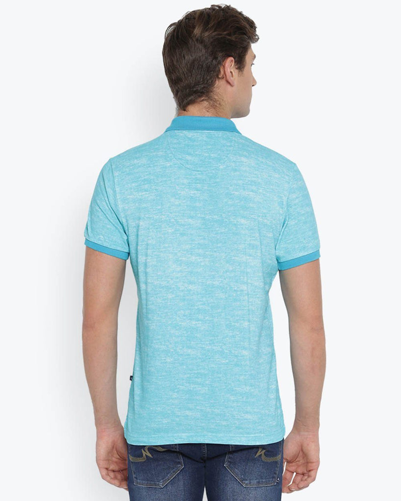 Parx Solid Regular Fit T-Shirt