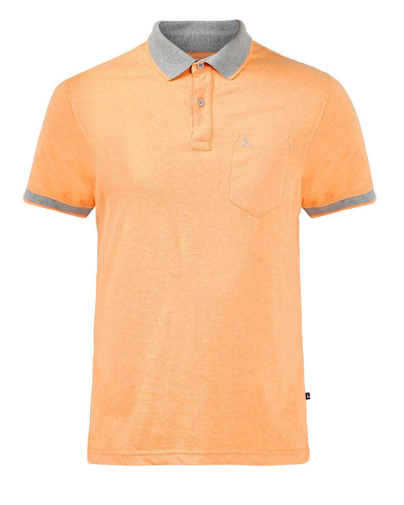Parx Orange Regular Fit T-Shirt