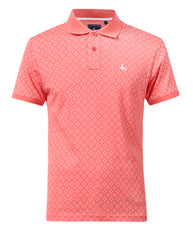 Parx Medium Orange Regular Fit T-Shirt