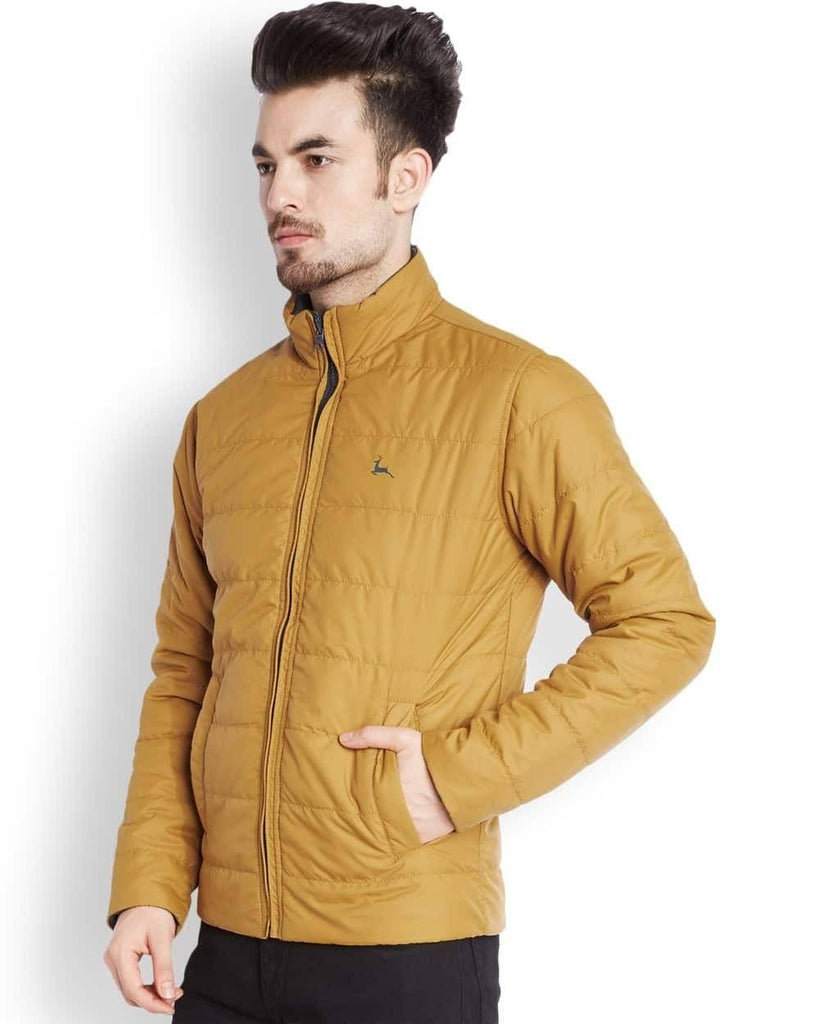 Parx  Beige Regular Fit Outerwear