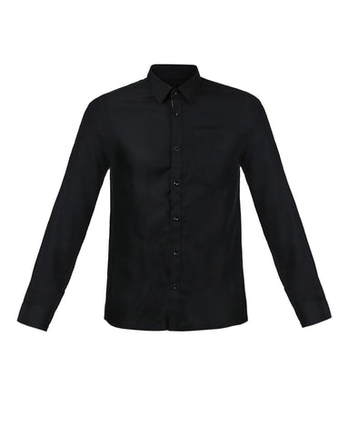 Parx Indigo Slim Fit Shirt
