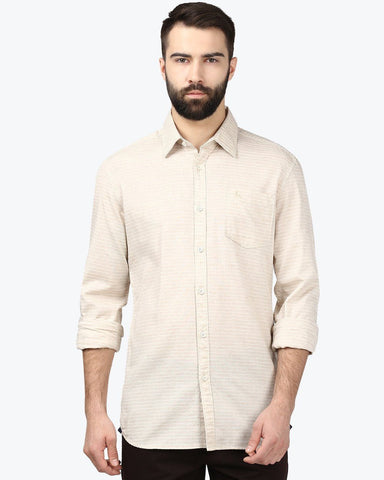 Parx Fawn Slim Fit Shirt