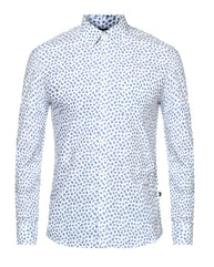 Parx White Slim  Shirt