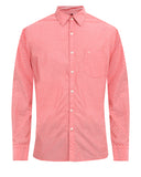 Parx Pink Slim Fit Shirt