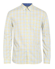 Parx Multicoloured Slim Fit Shirt