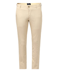 Parx Medium Khaki Tapered Fit Trouser