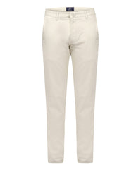 Parx Cream Slim  Trouser