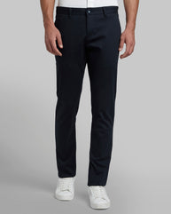 Parx Blue Tapered Fit Trouser