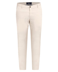 Parx Fawn Low Rise Tapered Fit Trouser