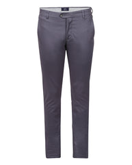 parx Dark Grey Super Slim Fit Trouser