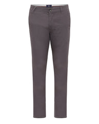 Parx Grey Super Slim  Trouser