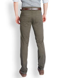 Parx  Green Slim Tapered Fit Trouser