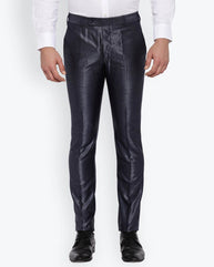 Parx Dark Grey Urban Fit Trouser