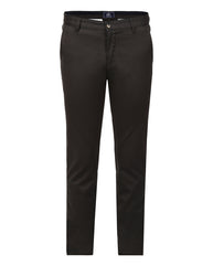 parx Dark Green Slim Tapered Fit Trouser