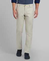 Parx Medium Stone Slim Fit Trouser