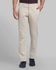Parx Medium Fawn Tapered Fit Trouser