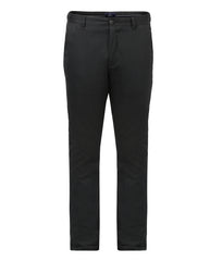 Parx Dark Grey Slim Fit Trouser