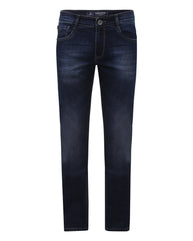 Parx Blue Slim Tapered  Jeans