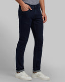 Parx Fancy Blue Slim Fit Jeans