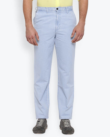 Parx Light blue Comfort Fit Jeans