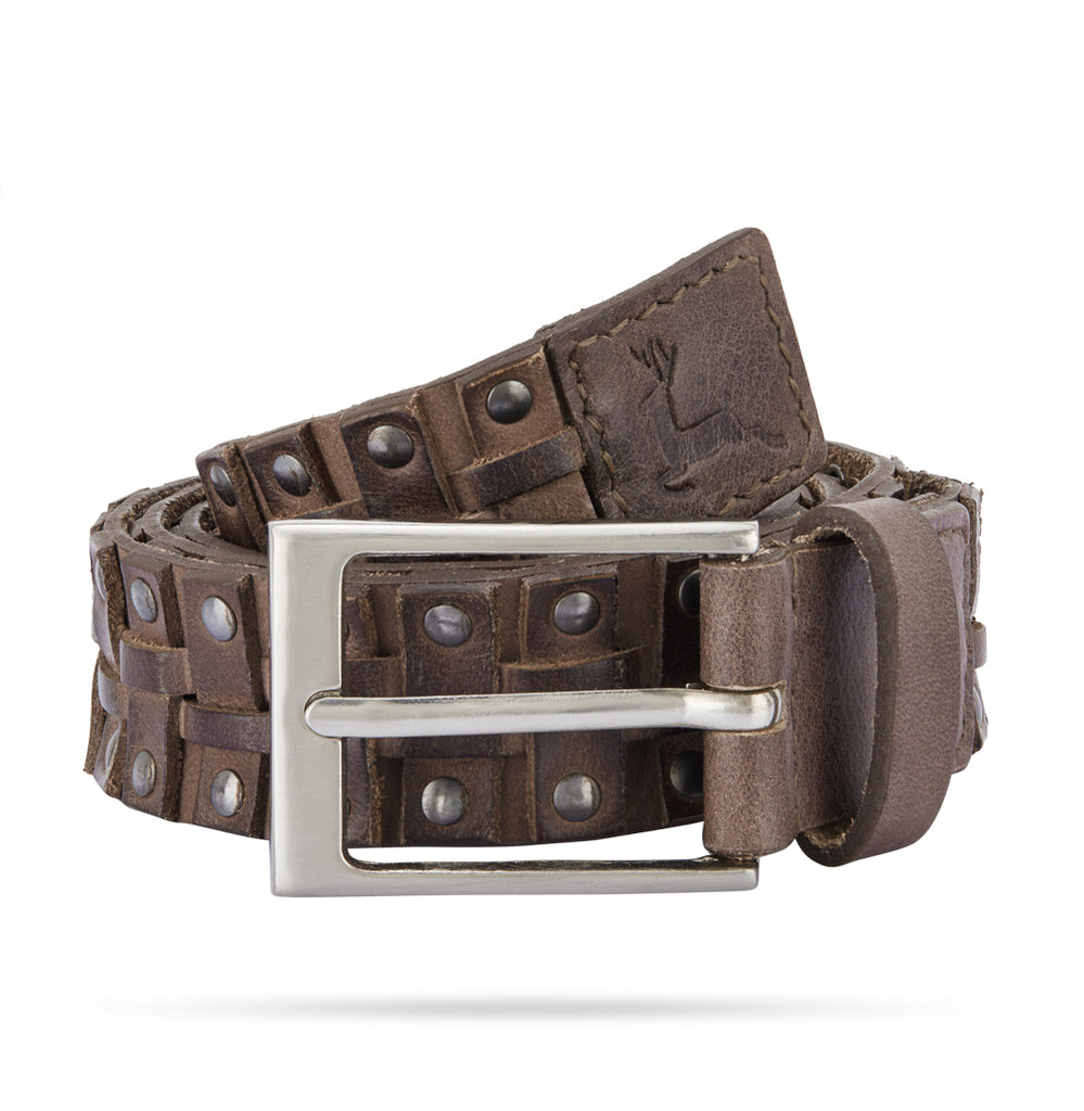 Parx Dark Brown Belt