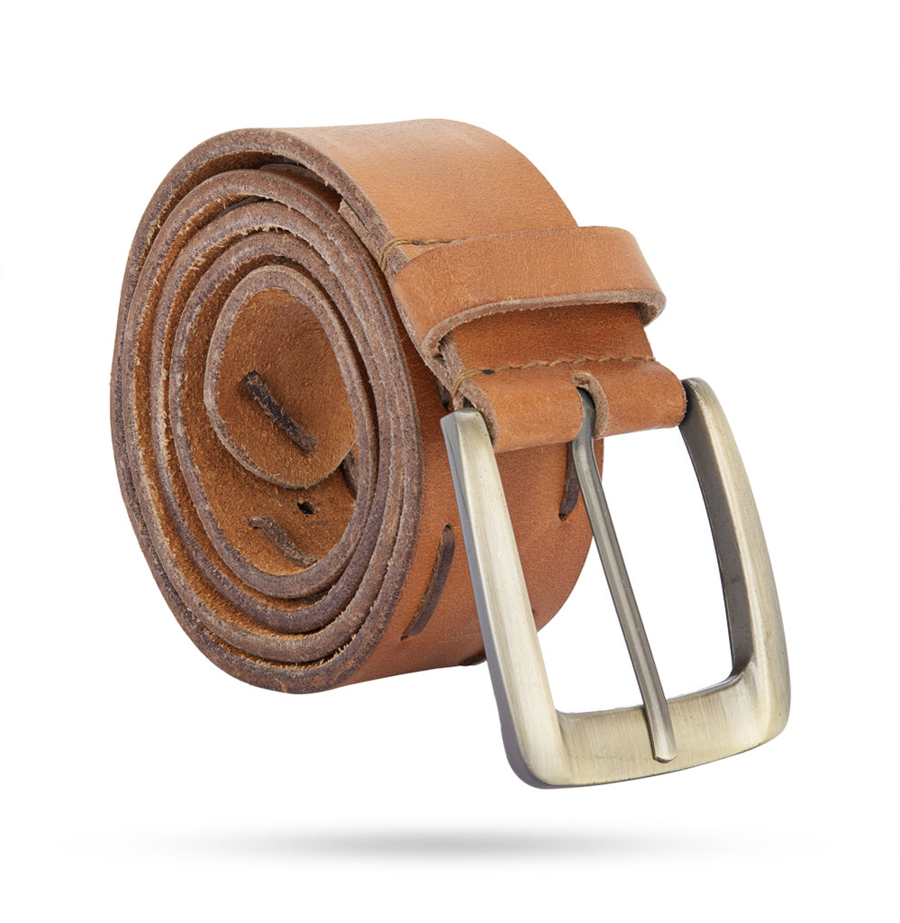 Parx Dark Khaki Belt