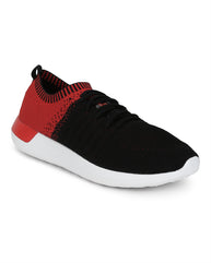 Parx Medium Red Casual Shoes