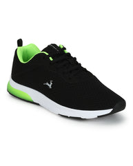 Parx Black Casual Shoes