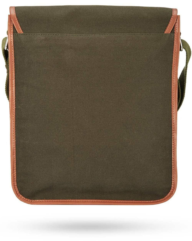Parx Green Leather Bag