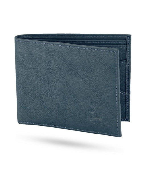 Parx Blue Nylon Wallets