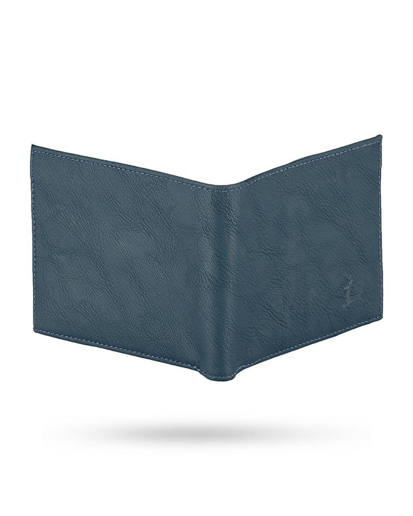 Parx Blue Nylon Wallet