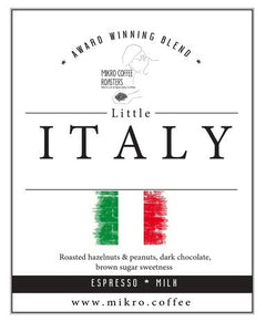 BULK Buyers Little Italy Award-Winning Espresso Blend
