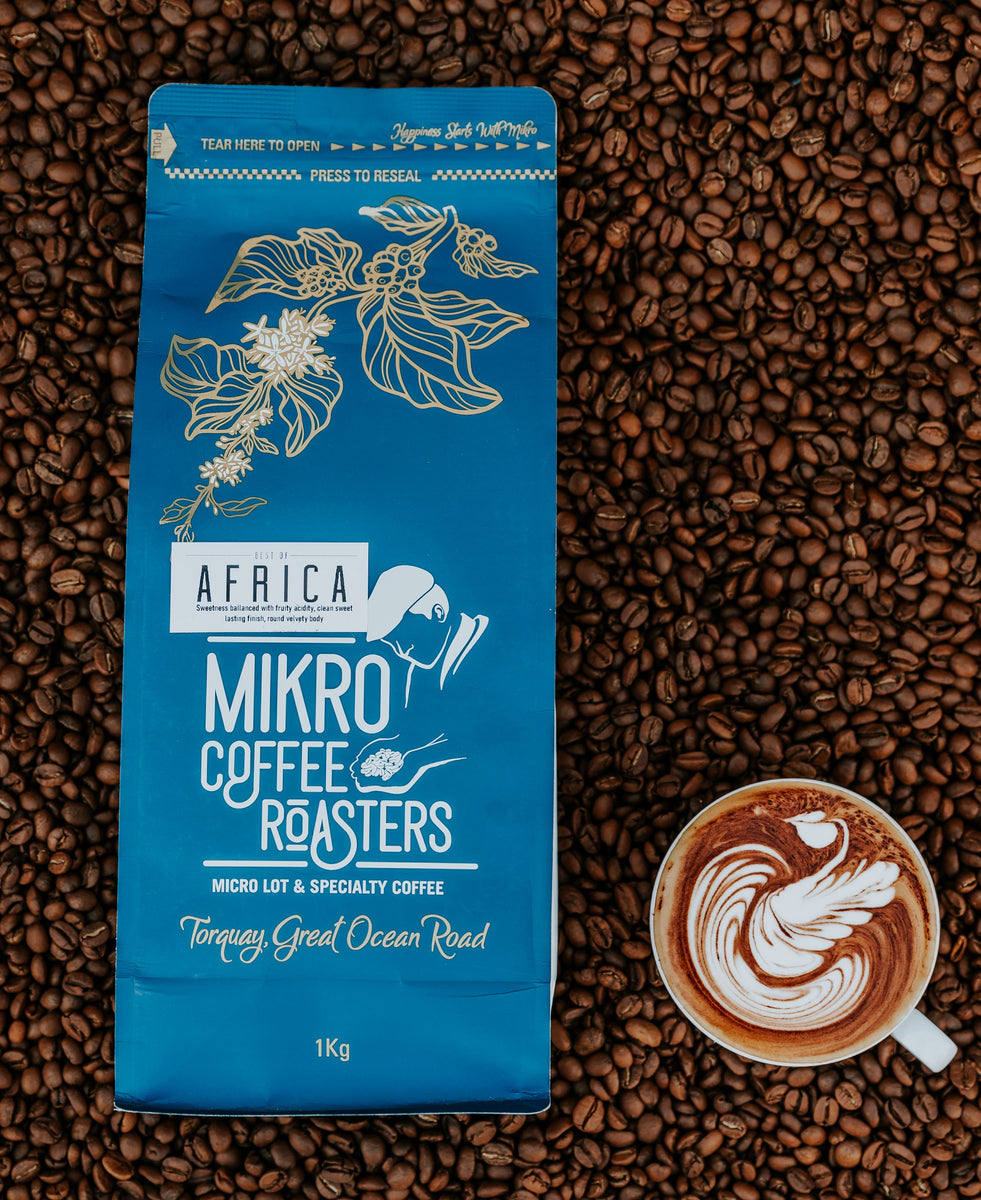 Best of Africa Award Winning Blend