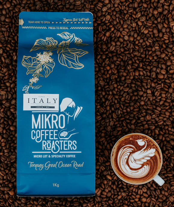 BULK Buyers 6KG Little Italy Award-Winning Espresso Blend