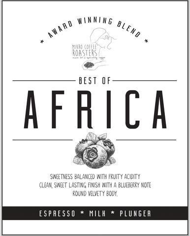 Best of Africa Award Winning Blend Subscription