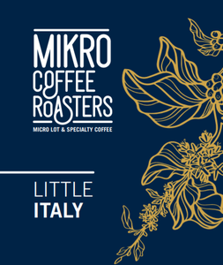Little Italy Award-Winning Espresso Blend