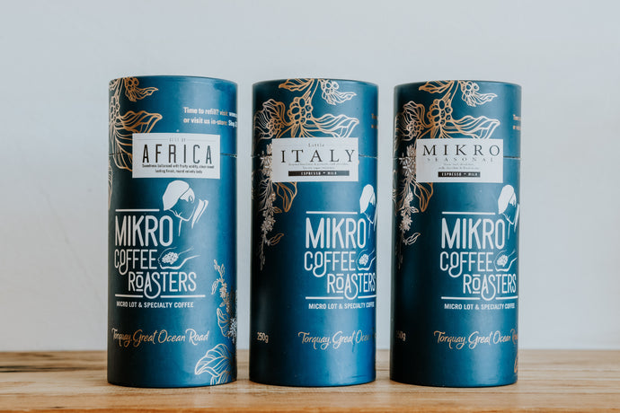 3x 250g Premium Mikro Flavour Pack - The Perfect Present!