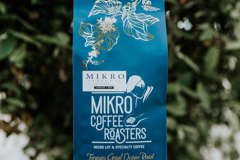 Mikro Seasonal Espresso Blend Subscription