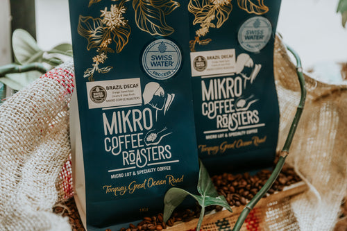 Mikro Decaf - Premium Swiss Water Washed Brazil Decaf