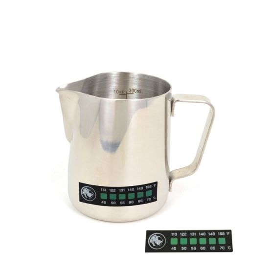 Expert Temp Tag 400ml Milk Jug