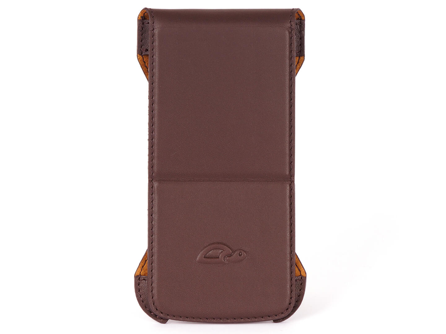 more photos f9f04 98e02 iPHONE 6 / 6 PLUS LEATHER FLIP CASE - BROWN