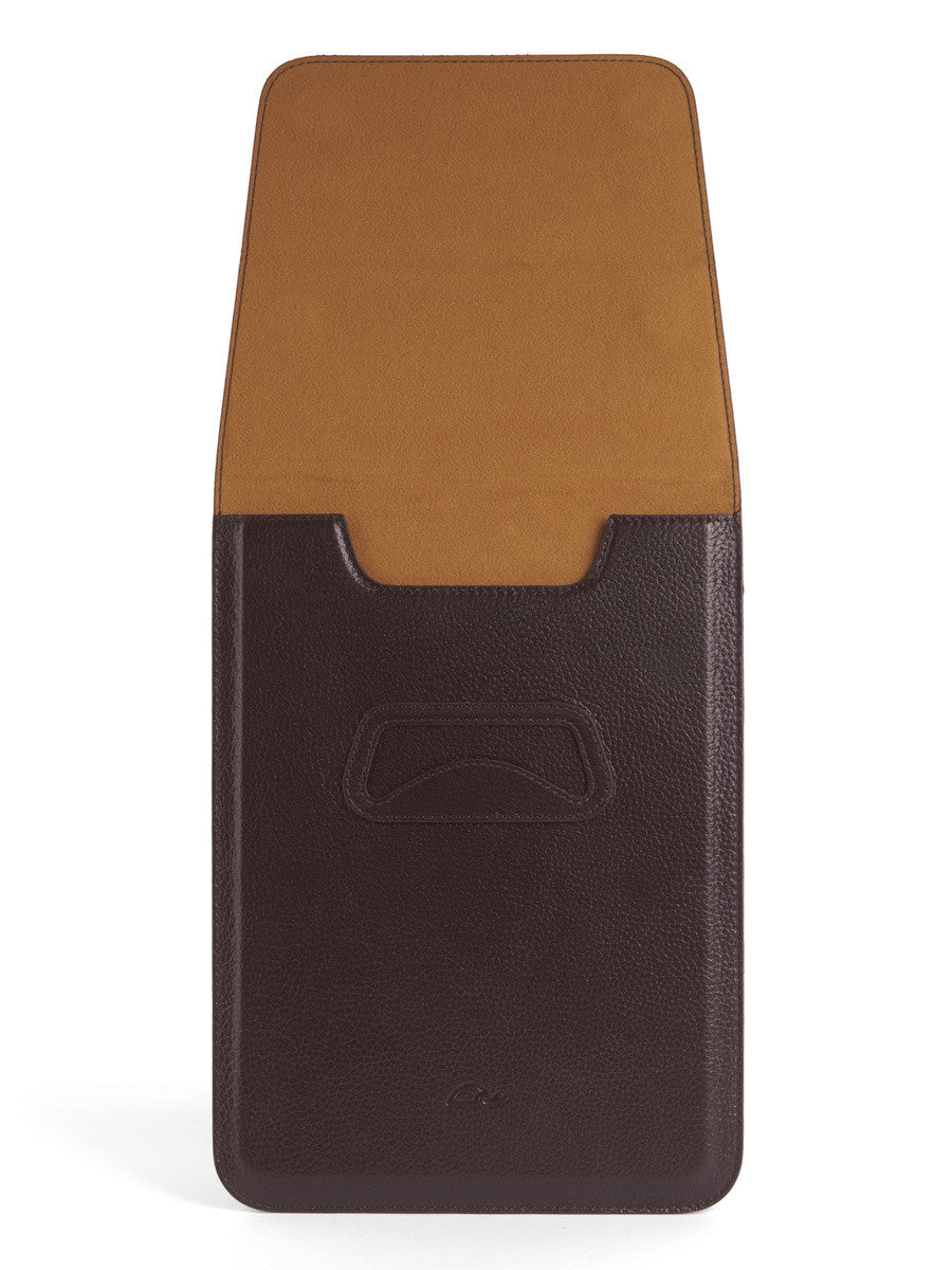 Leather Case with Stand Function for iPad Air / iPad Pro 9.7 - SIENA -  Grained Leather-Carapaz