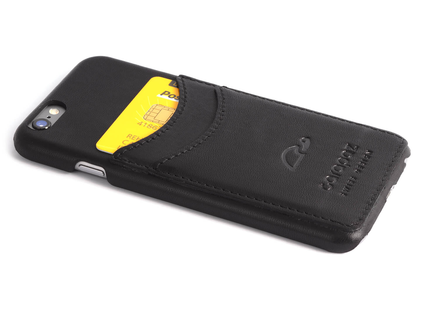 huge discount fca53 9f01b iPHONE 6 / 6 PLUS SLIM CASE + SCREEN PROTECTION - BLACK