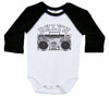 BKLYN / Brooklyn Inspired Raglan Onesie