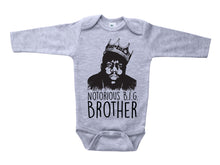 Load image into Gallery viewer, Notorious Big Brother / Basic Onesie