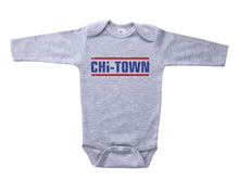 Load image into Gallery viewer, CHI-TOWN / Chicago Baby Onesie
