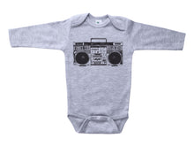 Load image into Gallery viewer, BOOMBOX / Boombox Baby Onesie