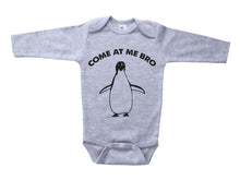 Load image into Gallery viewer, Come At Me Bro - Penguin / Basic Onesie