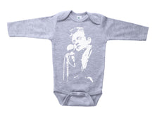 Load image into Gallery viewer, JOHNNY CASH / Johnny Cash Baby Onesie
